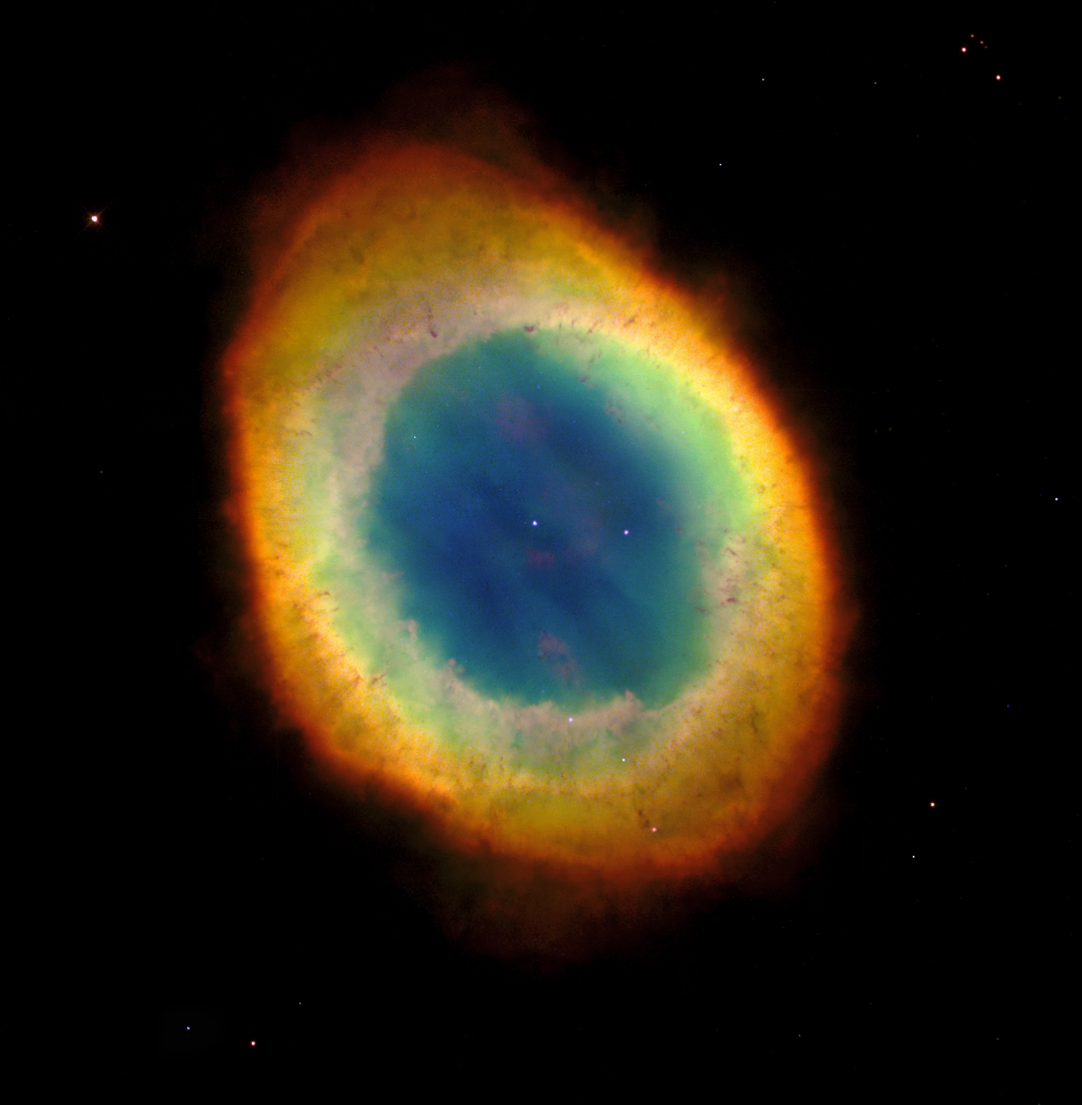 O Sol como nebulosa planetária