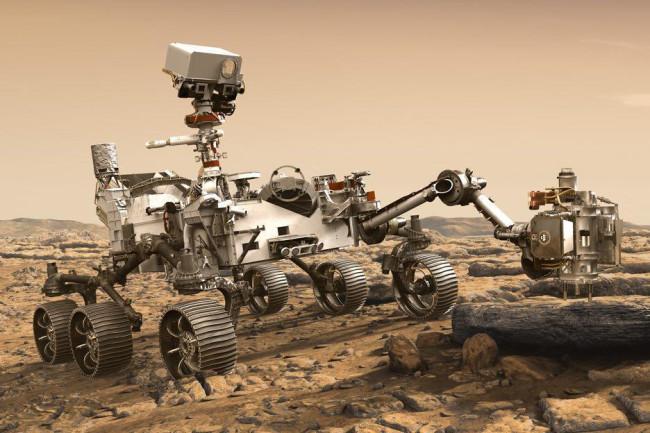 Jipes em Marte