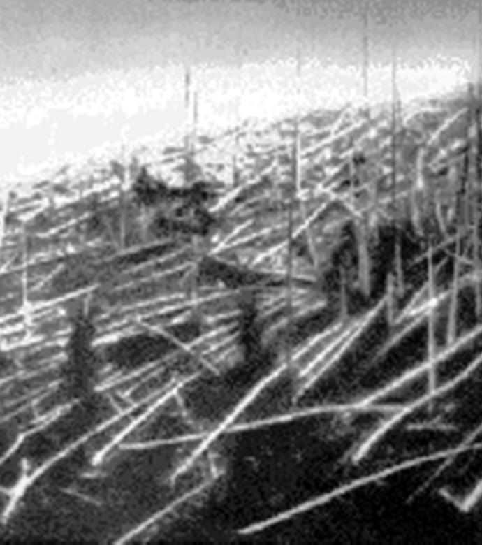 Tunguska: um mistério de mais de 100 anos