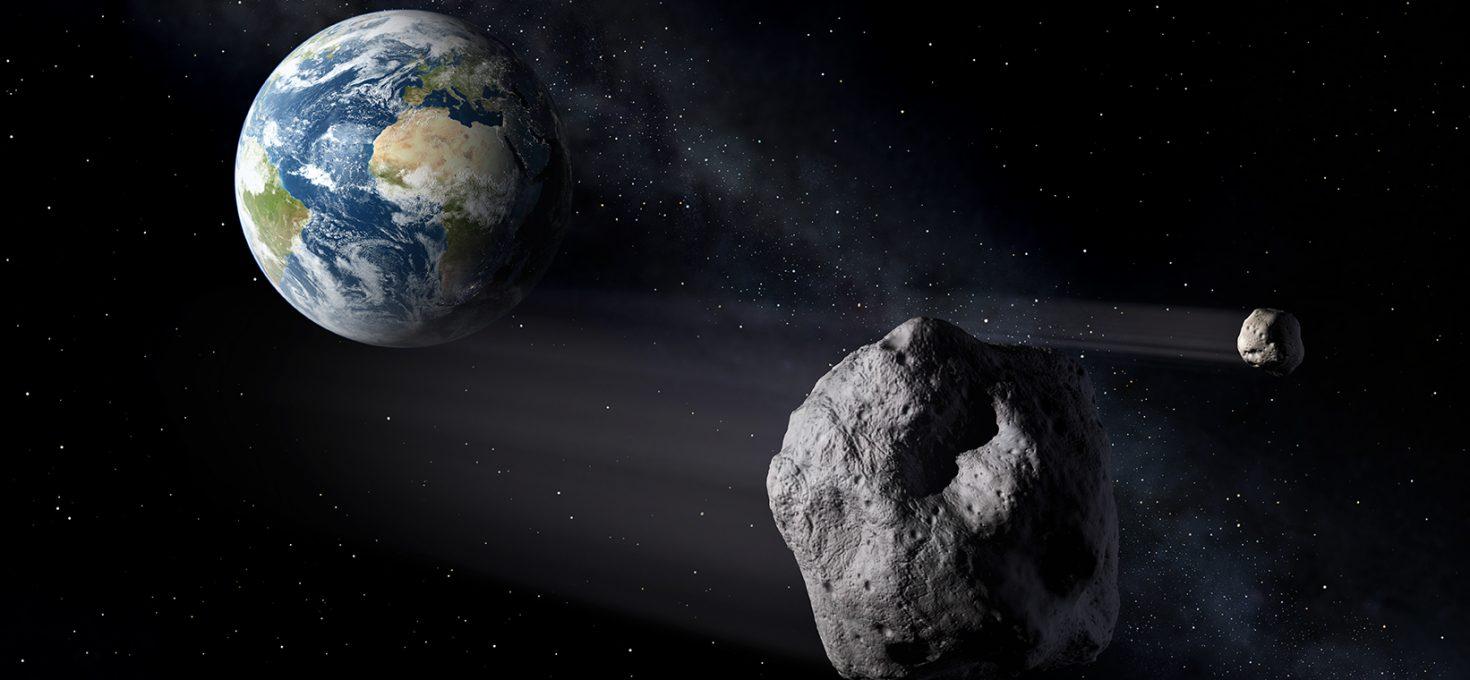 Asteroides potencialmente perigosos